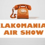 Klakomaniak Air Show Logo
