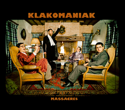 Klakomaniak - Cover Massacres